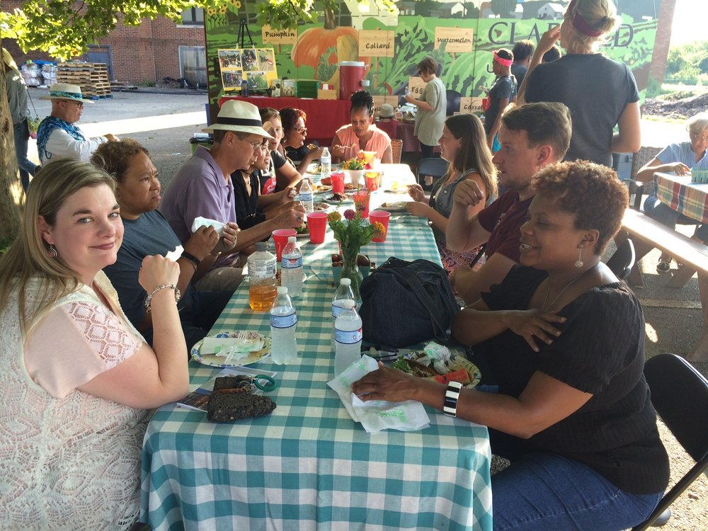 Fall Cookout | Marion Franklin Area Civic Association