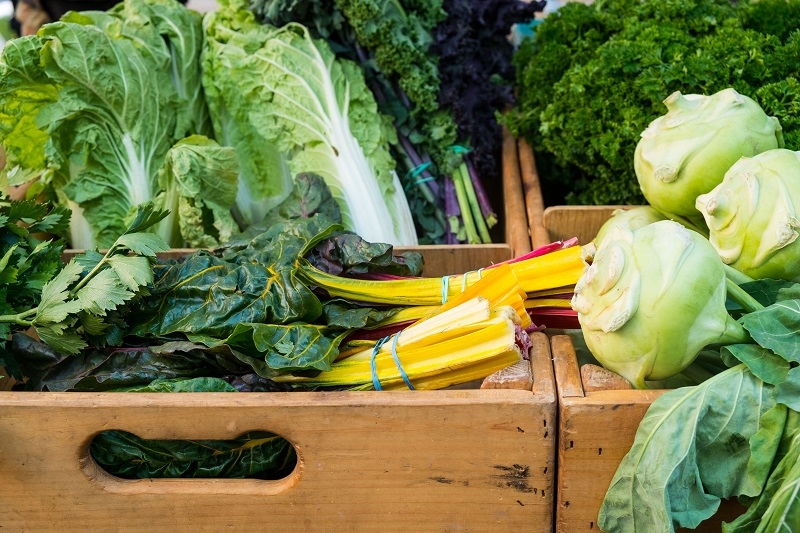 Fresh Produce Giveaway - Marion-Franklin Area Civic Association