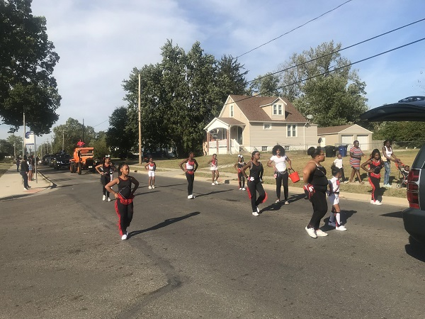 2019 Homecoming Marion-Franklin High School Parade